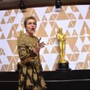 Frances McDormand At The 90th Annual Academy Awards - Press Room (2018) - 454 x 321