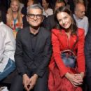 Katie Holmes – Fendi Fashion Show SS 2020 at Milan Fashion Week
