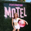 Grace Elizabeth – VS PINK Nation Motel in Palm Springs - 454 x 680