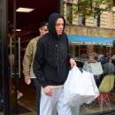 Ariana Grande and Pete Davidson – Shopping in East Village