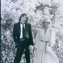 Phil Lewis & Britt Ekland - 454 x 653