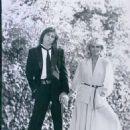 Phil Lewis & Britt Ekland