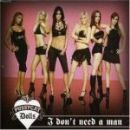 The Pussycat Dolls - I Don't Need A Man [CD-SINGLE]