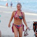 Kerry Katona in Bikini on holiday in Thailand - 454 x 678