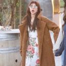 Sarah Hyland – Private party at a winery in Ojai