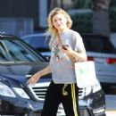 Frances Bean Cobain- Out in Los Angeles