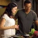 Jesse Williams and Alexis Bledel