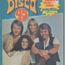 , Björn Ulvaeus, Benny Andersson, Anni-Frid Lyngstad - Disco 45 Magazine Cover [United Kingdom] (January 1980)