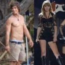 Brenton Thwaites and Taylor Swift - 454 x 498