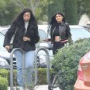 Kylie Jenner spotted out at Malibu Country Mart in Malibu, CA January 5,2017