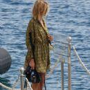 Anja Rubik at Eden Roc Hotel in Cannes - 454 x 681