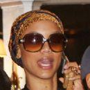 Tyra Banks At Nello's On Madison Avenue, 2007-10-31