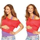 Stacy Keibler - Fit Pregnancy Magazine Pictorial [United States] (June 2014) - 454 x 175