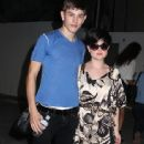Kelly Osbourne and Luke Worrall - 337 x 600