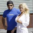Rick Salomon and Pamela Anderson