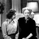 Betty Lynn With Bette Davis