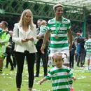 Helen Flanagan – Celtic Park Football Stadium in Glasgow - 454 x 632