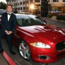 Actor Ed Westwick attends the 2015 Jaguar Land Rover British Academy Britannia Awards at The Beverly Hilton Hotel on October 30, 2015 in Beverly Hills, California - 454 x 319
