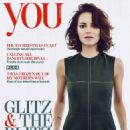 Kara Tointon - You Magazine Cover [United Kingdom] (11 December 2016)