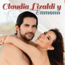 Claudia Lizaldi and Eamonn Sean- TVNotas Magazine Mexico January 2013 - 454 x 543