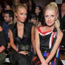 Paris and Nicky Hilton – Monse show, Spring Summer 2018, New York Fashion Week 2017 - 454 x 681