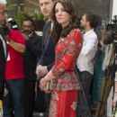 The Duke & Duchess of Cambridge Visit India