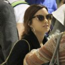 Demi Lovato Sets Off on Stateside Tour