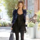 Jessica Alba: out and about in Santa Monica