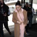 Jenna Dewan – Arrives at LAX International Airport in LA