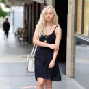 Dove Cameron – Out on Hollywood Blvd in LA 3/16/ 2017 - 454 x 681