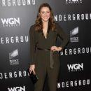 Julianna Guill – 'Underground' TV Series Season 2 Premiere in LA March 1, 2017 - 454 x 668