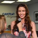 Shannon Elizabeth – Cantor Fitzgerald, BGC and GFI Annual Charity Day in NYC - 454 x 303