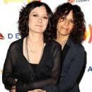 Sara Gilbert and Linda Perry - 454 x 517