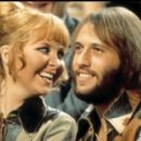 Lulu and Maurice Gibb - 454 x 266