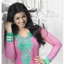 Ayesha Takia's latest photoshoot for Natasha Couture - 454 x 594