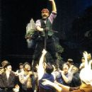 Zorba Original 1968 Broadway Cast Starring Herschel Bernardi - 454 x 620