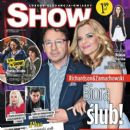 Monika Richardson, Zbigniew Zamachowski - Show Magazine Cover [Poland] (13 January 2014)