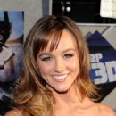 Sharni Vinson - Los Angeles Premiere Of 'Step Up 3D' Held At The El Capitan Theatre On August 2, 2010