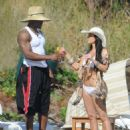 Kim Kardashian - On Vacation In Costa Rica - March 7, 2010 - 454 x 596