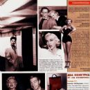 Marilyn Monroe - Serial Magazine Pictorial [Russia] (1 September 2001)