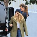 Teresa Palmer spotted in Los Angeles, California on January 10, 2017 - 373 x 600