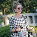 Rebecca Gayheart – Leaving a friend's place in Los Angeles - 454 x 681