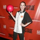 Rachel Brosnahan –  Second Stage Theatre Hosts its 31st Annual All-Star Bowling Classic in NY