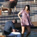 April Love Geary in Bikini Photoshoot in St. Barts - 454 x 680