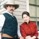 Tom Selleck and Isabella Rossellini
