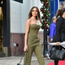 Olivia Culpo – Shopping in Beverly Hills
