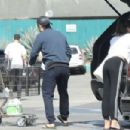 Lea Michele –  Shopping at Whole Foods in Los Angeles - 454 x 303