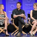 Stephen Amell-March 14, 2015- 32nd Annual PaleyFest