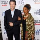 Alfre Woodard and Roderick Spencer