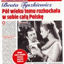 Beata Tyszkiewicz - Rewia Magazine Pictorial [Poland] (18 April 2018) - 454 x 642